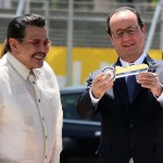 Erap's bet known by month's end; Poe ruling will be a factor