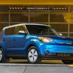 Kia Soul EV wins 2015 Motorweek Drivers' Choice Award