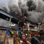 CBCP official: Parishes can help disseminate fire prevention tips