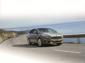The new Ford S-Max ©Ford