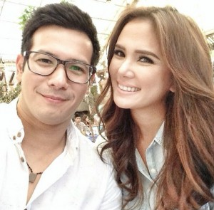 John Prats and Isabel Oli (MNS Photo)