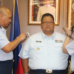 Fil-Am conferred with commodore rank by PCG