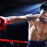 Pacquiao eager to trade blows with Mayweather