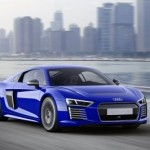 Audi R8 e-tron in self-driving CES Asia debut