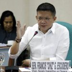 Exercise prudence on martial law statements, Escudero tells Panelo