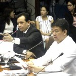 Trillanes apologizes to Cayetano: It won't happen again