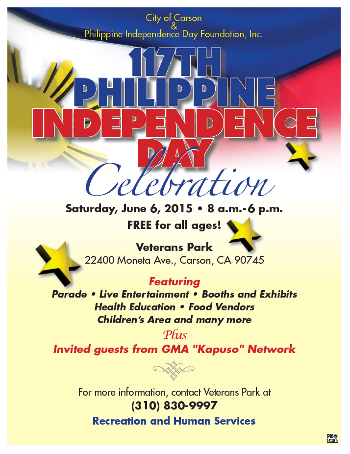 Phl independence day celebration in carson june 6 balita phl independence day celebration in carson june 6 stopboris Choice Image