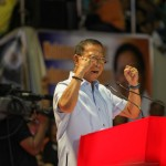 Lacierda lashes out at VP Binay anew, calls him liar