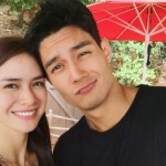 Daniel Matsunaga, Erich had prenup shoot in Bali?