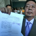 VP Binay files P200-M damage suit vs. Trillanes, Cayetano, Mercado