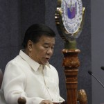 Drilon asks LP: Find a VP for Mar, stop courting Grace