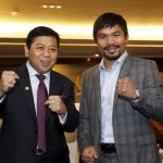 Pacquiao may head two Senate committees: Sotto