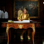 Queen Maxima of the Netherlands pays courtesy call on President Aquino