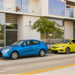 Scion announces prices for new models iM and iA