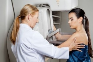 Specialists are not all on the same page regarding screening mammograms. ©Tyler Olson/shutterstock.com