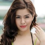 Ingrid dela Paz is out to compete with Cristine Reyes