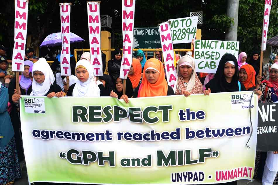 Failure Of Mindanao Peace Process Could Affect Phl Relations With