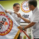 Palace shrugs off VP Binay's proposal to remove PNP from DILG supervision
