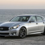 2016 Infiniti Q70 Premium Select Edition debuts at Pebble Beach Concours d'Elegance