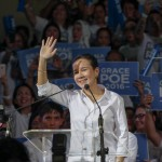 Is Grace Poe American or Filipino?