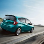 Nissan Versa Note, appropriately among the best cars for students