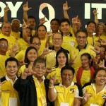 LP formally selects Mar Roxas as presidential bet for 2016