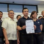 Trillanes files COC for vice president
