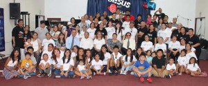 God's Grace Christian Church Milestone: The spiritual home of Filipino American Christian community in Bellflower celebrated its 19th year of faithfulness and service to the Lord last September 27. The local church looks forward to a greater height of service as it enters its second decade.