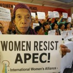 APEC leaders told to speak up on maritime disputes