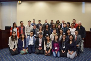 APAICS hosted a Community Reception for the local community. Kathy Ko Chin, CEO & President, APIAHF,  and Judge Michael Kwan, OCA National President, gave welcome remarks to the young Utah leaders.