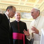 Aquino invites Pope Francis to return to PHL