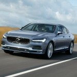 Volvo surprises with the S90 sedan