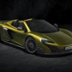 McLaren races out a new drop-top supercar