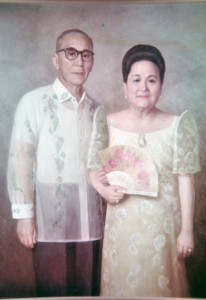 Alex and Asiang Amorsolo