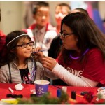 Panda Cares holds 8th annual holiday carnival celebration