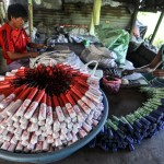 Firecracker-related incidents on the rise