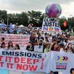 Pinoys join global march to demand 'climate justice'