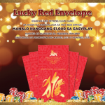 Celebrate Lunar New Year of The Monkey with lucky red envelopes promo, lion dance at Pechanga Resort & Casino