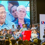 VP Binay says he's healthy to wage nationwide campaign