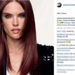 Alessandra Ambrosio revealed as new face of L'Oreal Professionnel