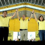 Roxas, Robredo urge Parañaque residents: More increase in LP survey ratings