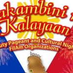 Lakambini ng Kalayaan Cultural Pageant June 3 at YMCA Glendale