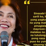 Leni says she's willing to work with ex-rival Cayetano