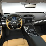 Nissan Maxima named to '2016 Wards 10 Best Interior' list
