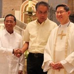 VP Binay, Roxas, Senate bets sign covenant for TRUTH