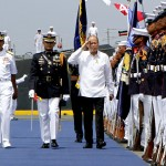 Aquino meets with security cluster