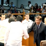 Congress, not President, has say on changing Charter: Drilon