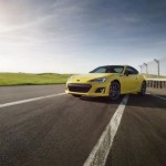 Limited edition Subaru BRZ revving up for 2017