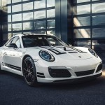Porsche unveils a 911 with enduring appeal