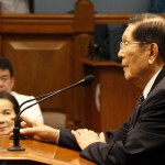 Enrile, PHL's oldest lawmaker, bids goodbye to half century of public service